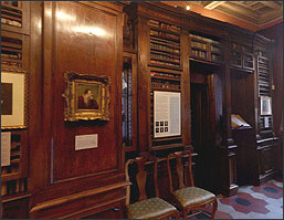 Museo Keats-Shelley - tour virtuali